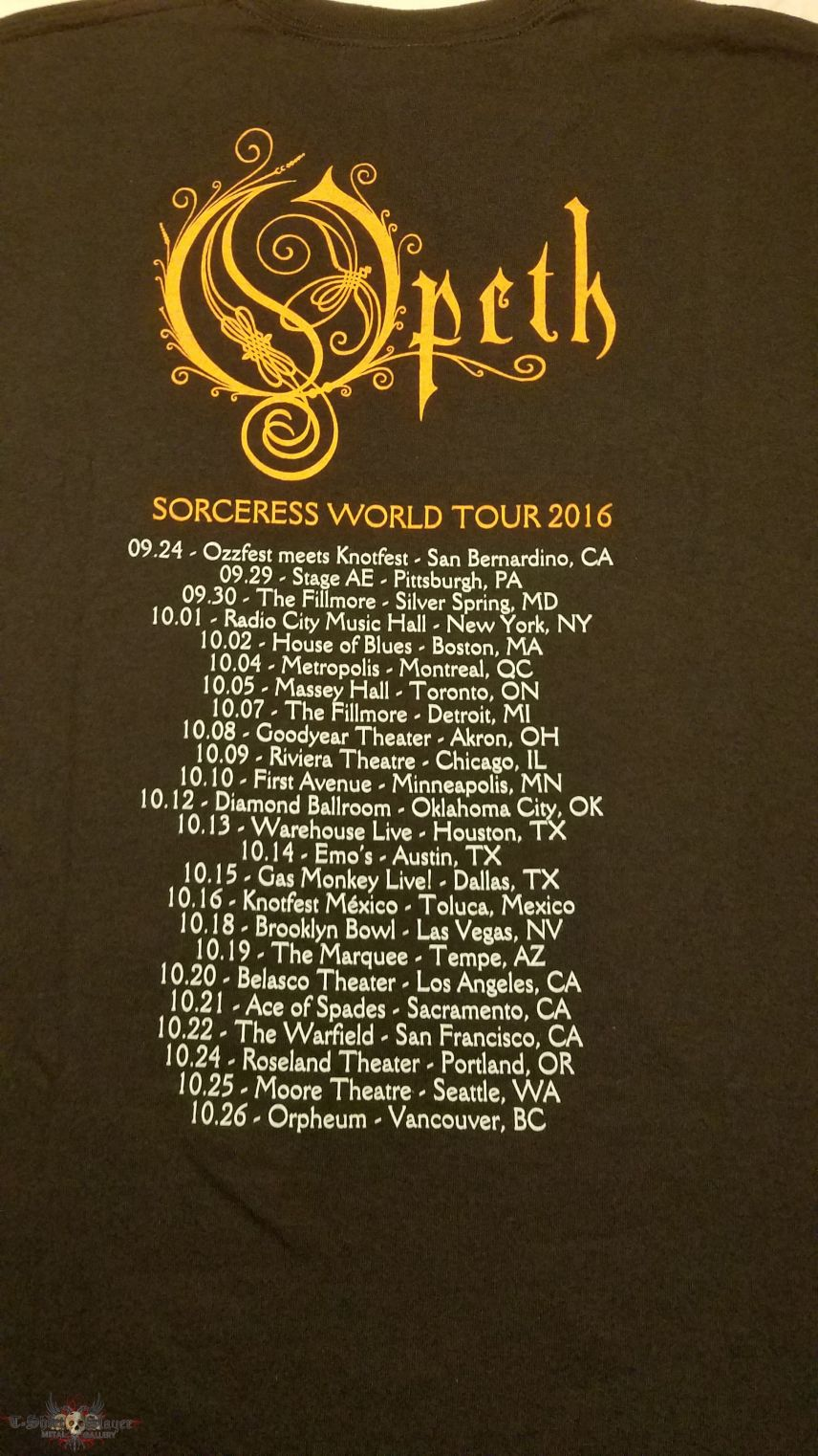 Opeth Shirt