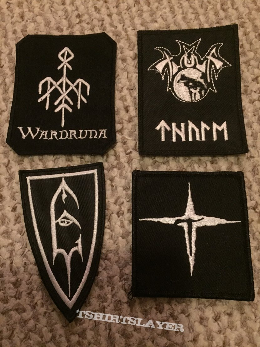Various patches 4