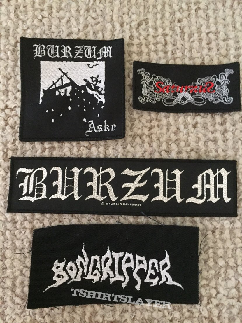 Various patches 22