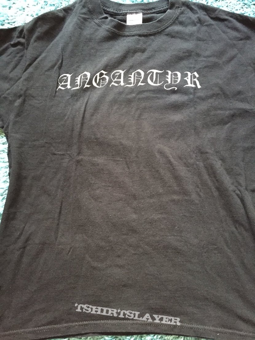 Angantyr - Keep those churches burning t-shirt