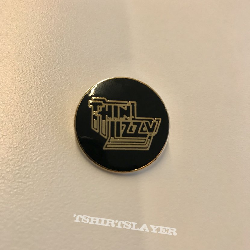 Thin Lizzy Badge