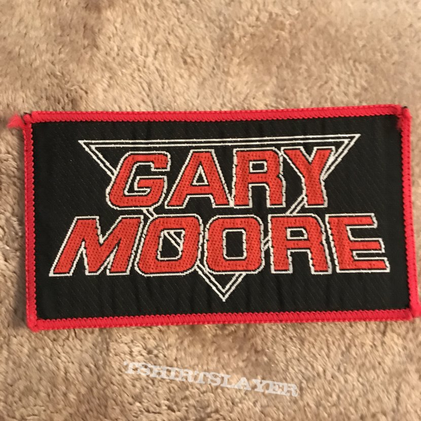 Gary Moore Vintage Patch
