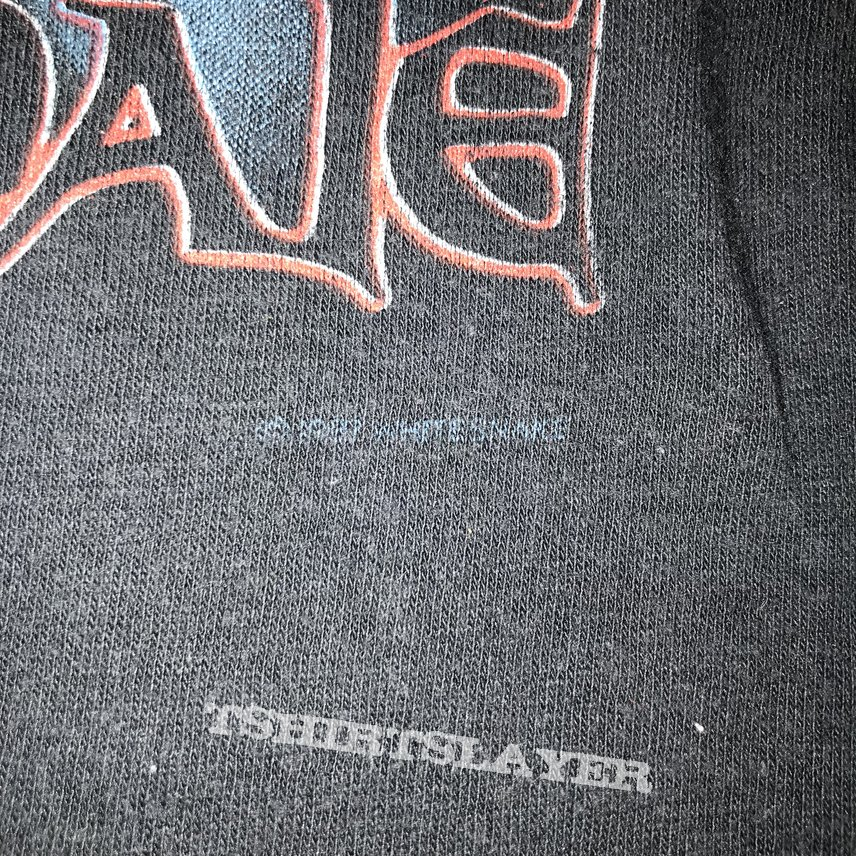 Whitesnake Tour Shirt