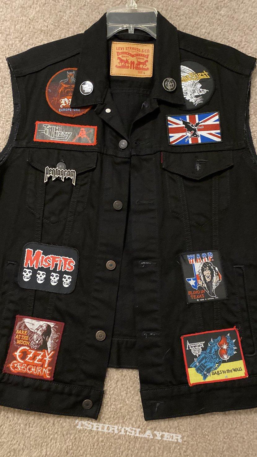 Metal Battle Vest