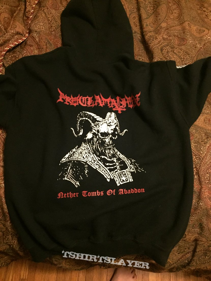 Proclamation Nether Tombs of Abaddon Hoodie SIZE M