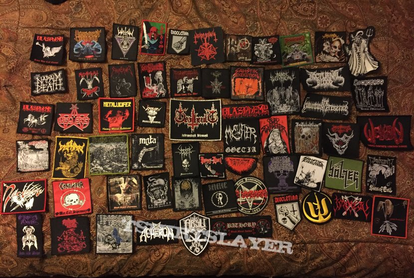 Patches!!