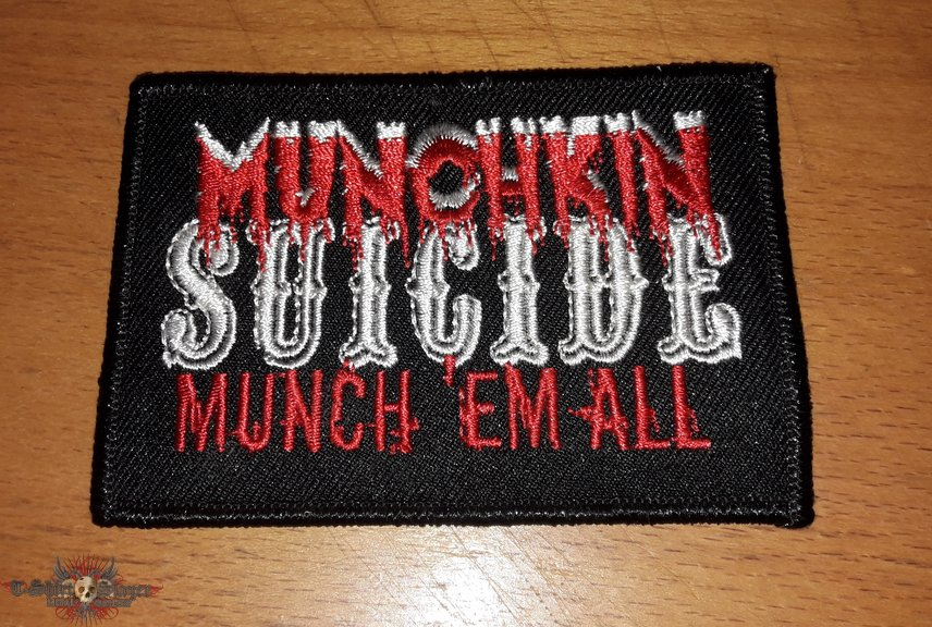 Munchkin Suicide Patch
