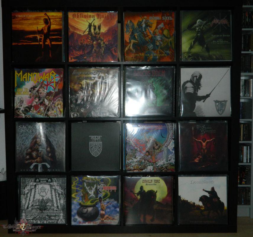 Themed Vinyl Display - Knights