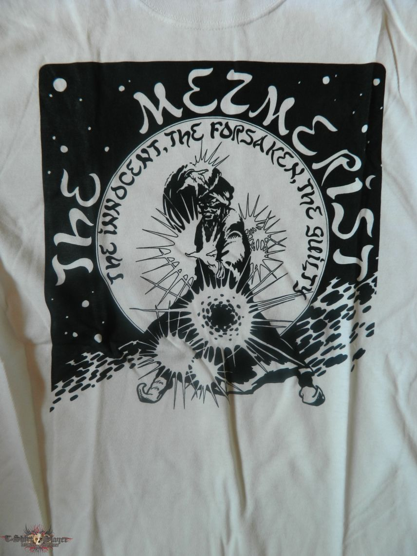 The Mezmerist Shirt, white