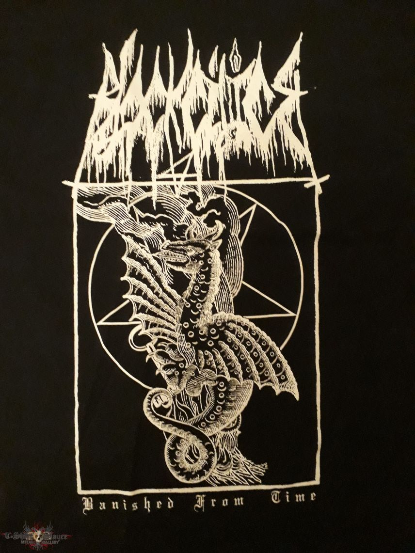 Black Cilice - Winged Serpent Shirt