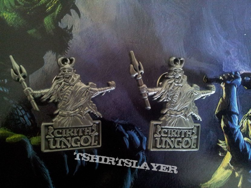 Cirith Ungol Official Badges