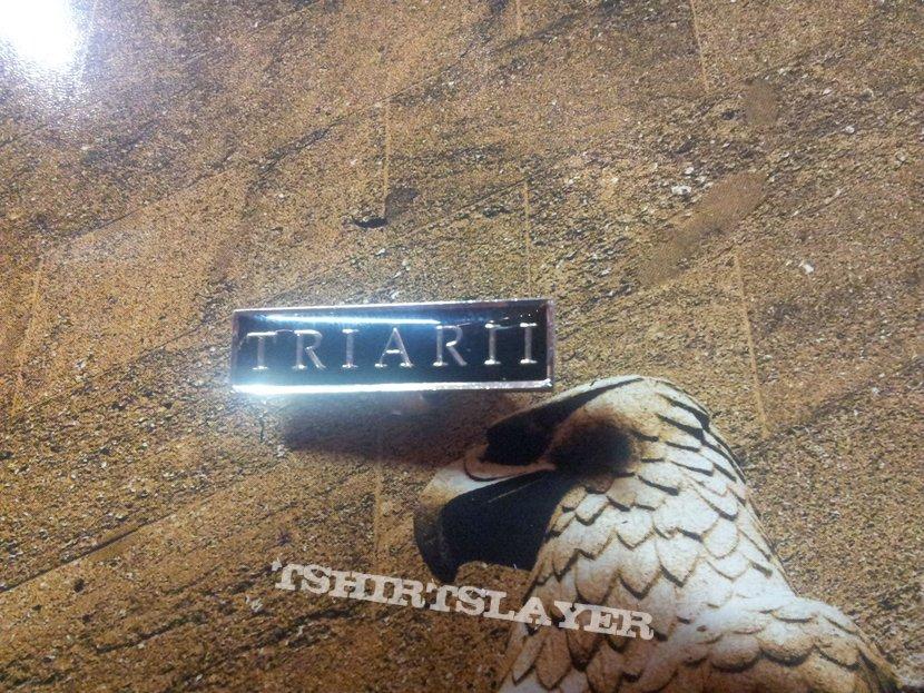 Triarii Badge