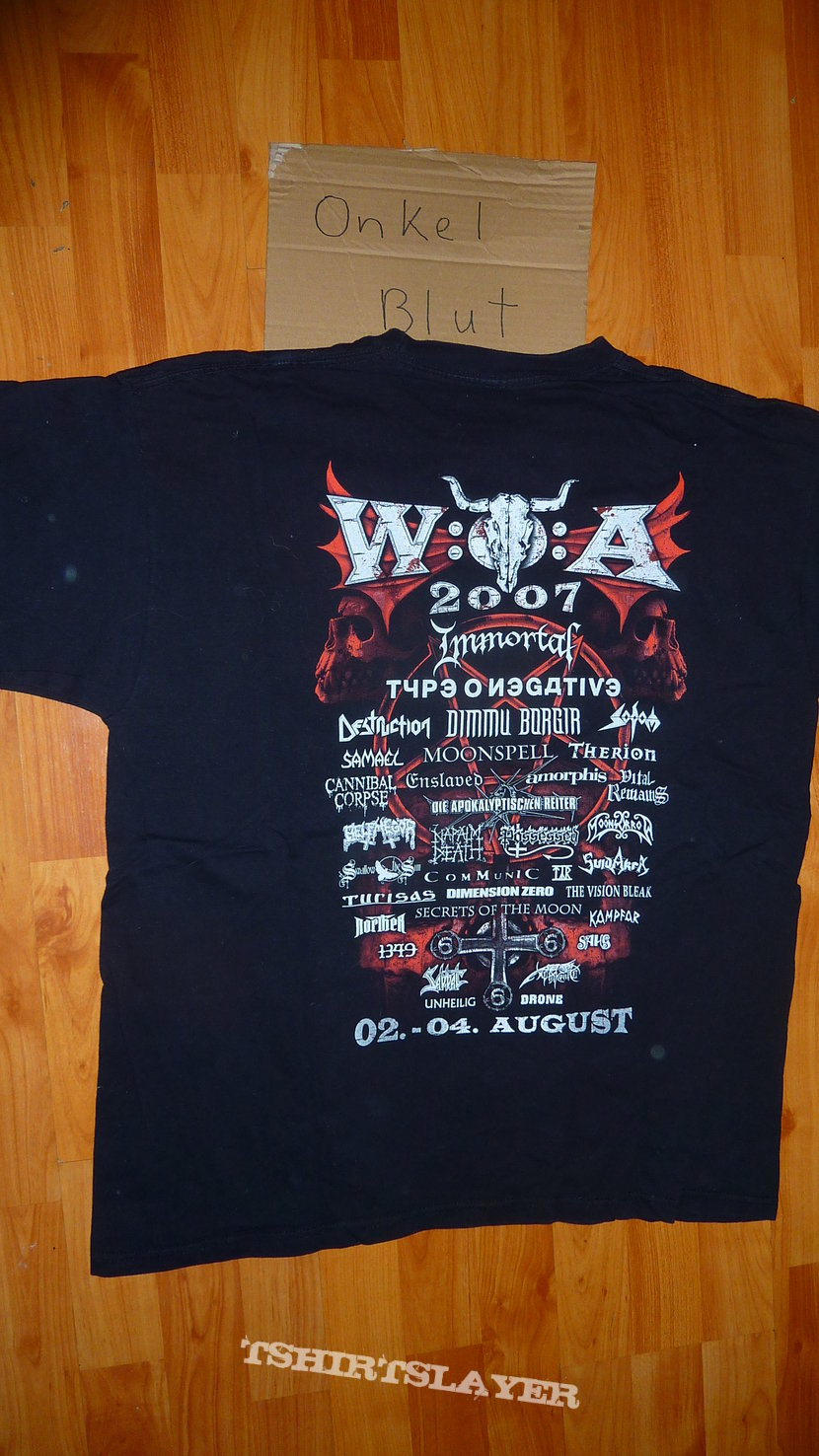 Wacken 2007 Blackstage