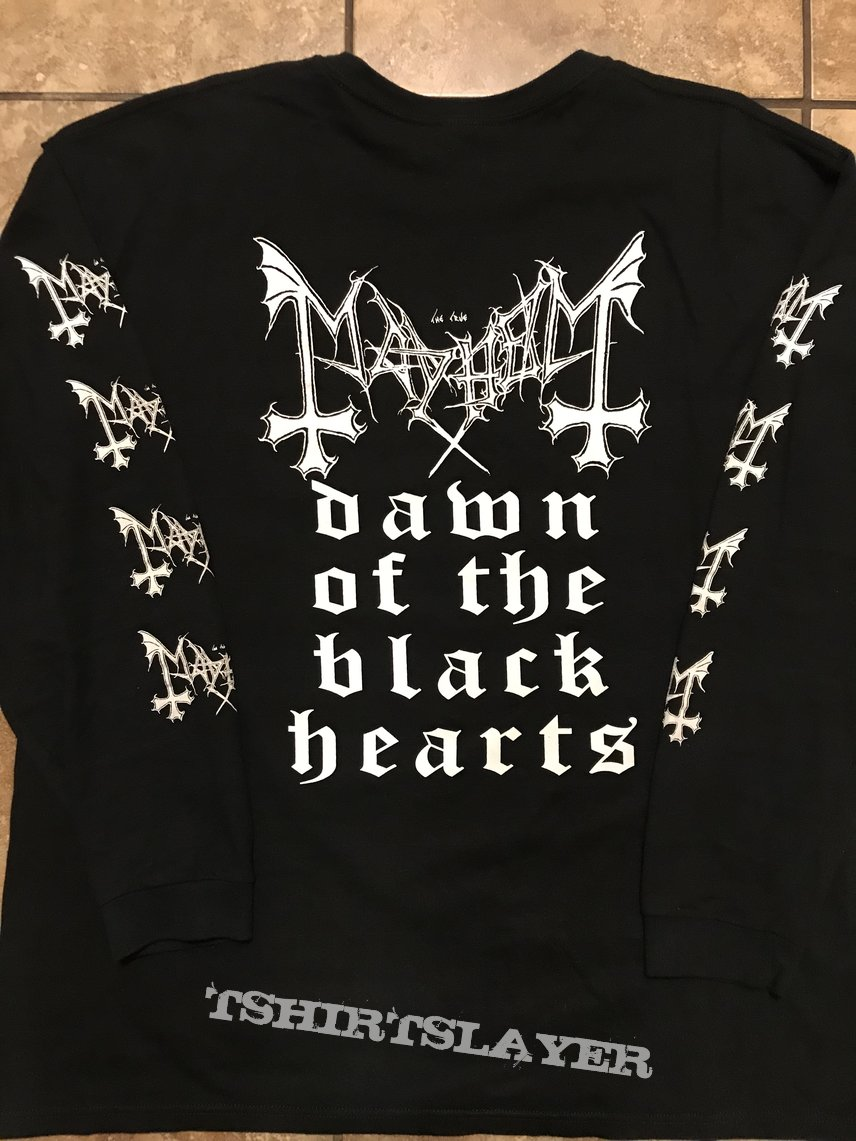 Dawn Of The Black Hearts - LS