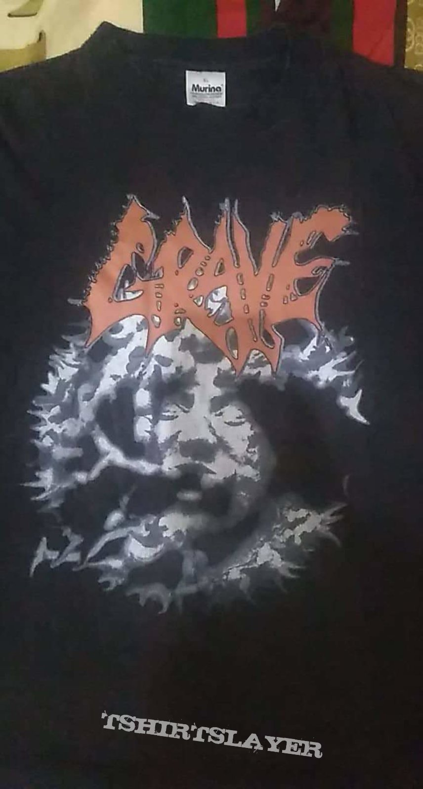 Grave Soulles Thru' The State Tour US 1994 Original