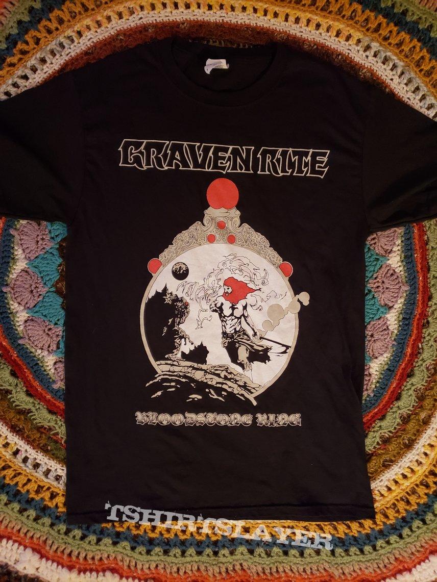 Graven Rite - Bloodstone Ring shirt
