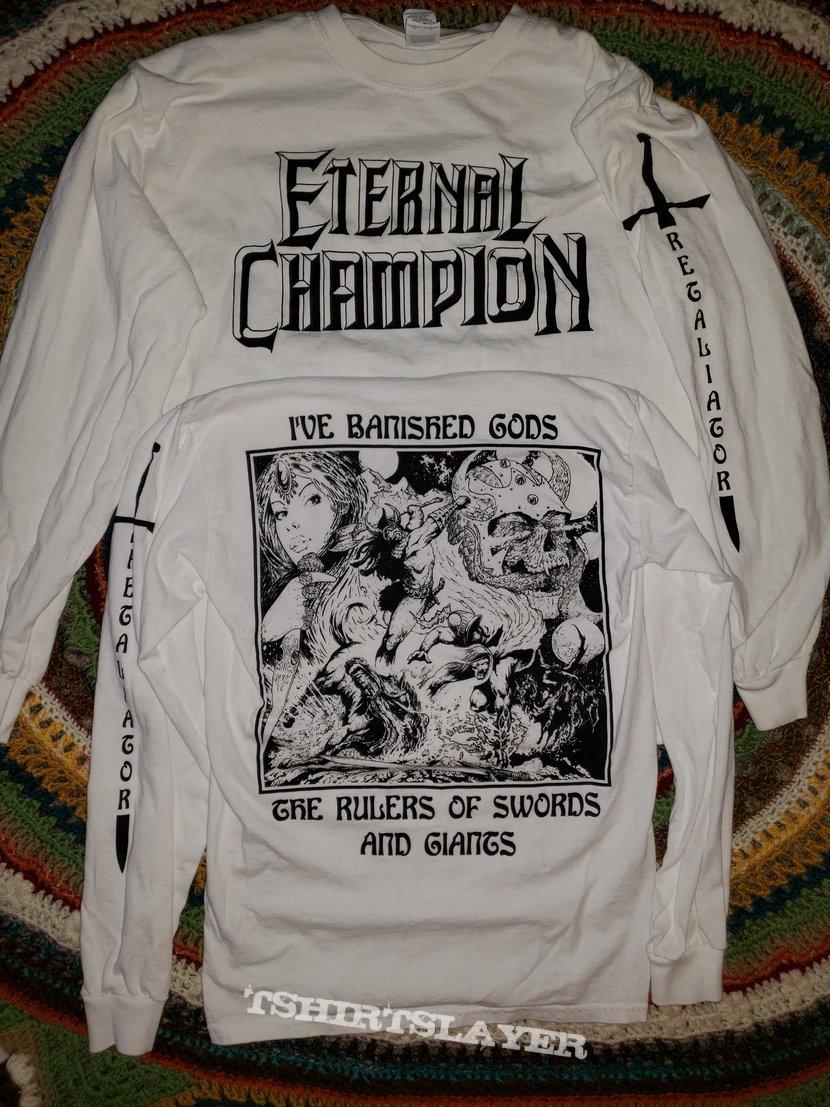 Eternal Champion - Retaliator longsleeve