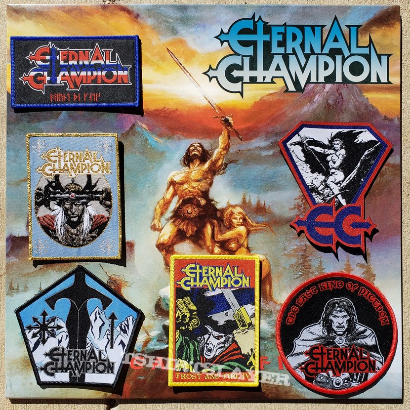 Eternal Champion Patch Collection