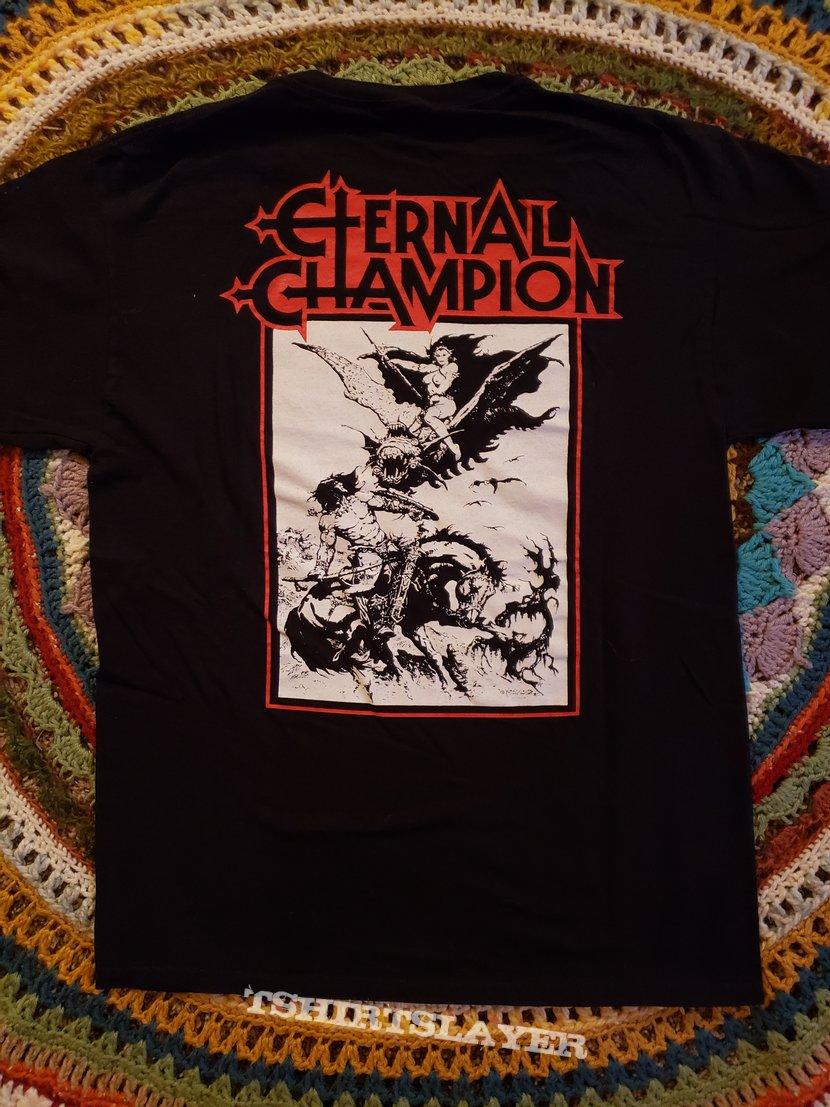 Eternal Champion - Parallel of Death shirt