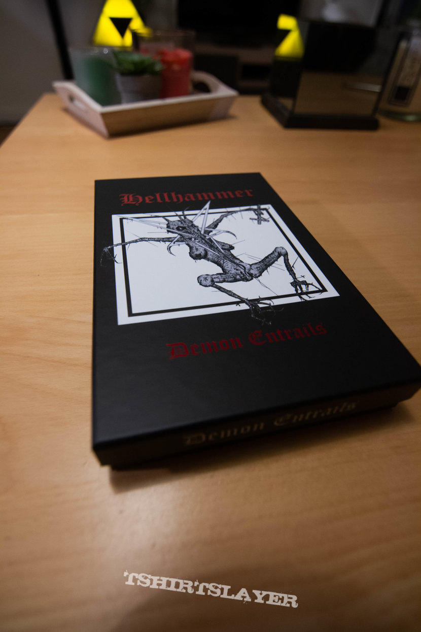 Hellhammer - Demon Entrails limited Box