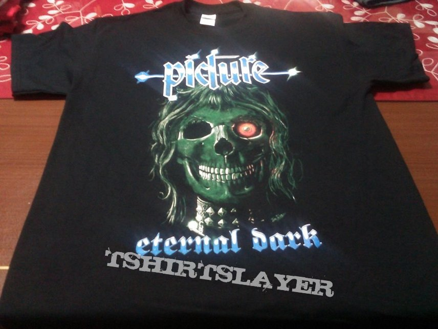 PICTURE Eternal Dark Tshirt