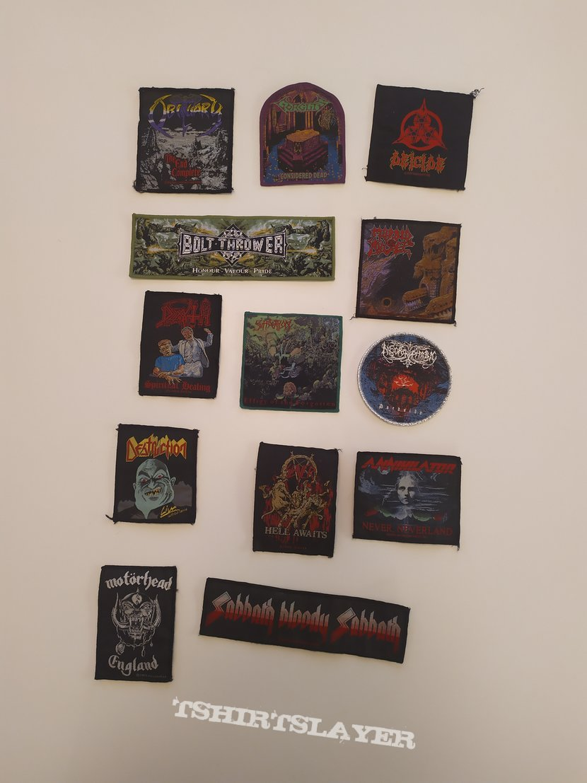 Huge load of patches