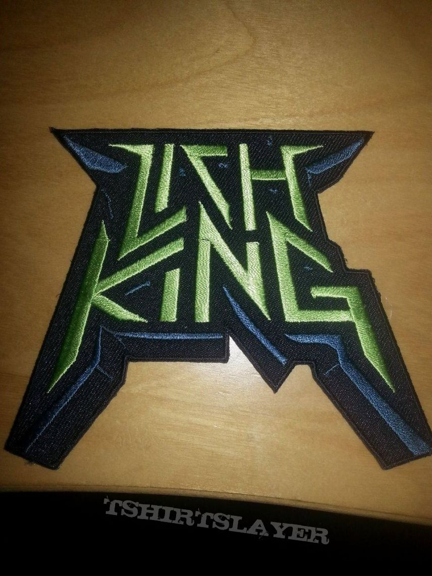 Lich King Logo Shape Embroidered