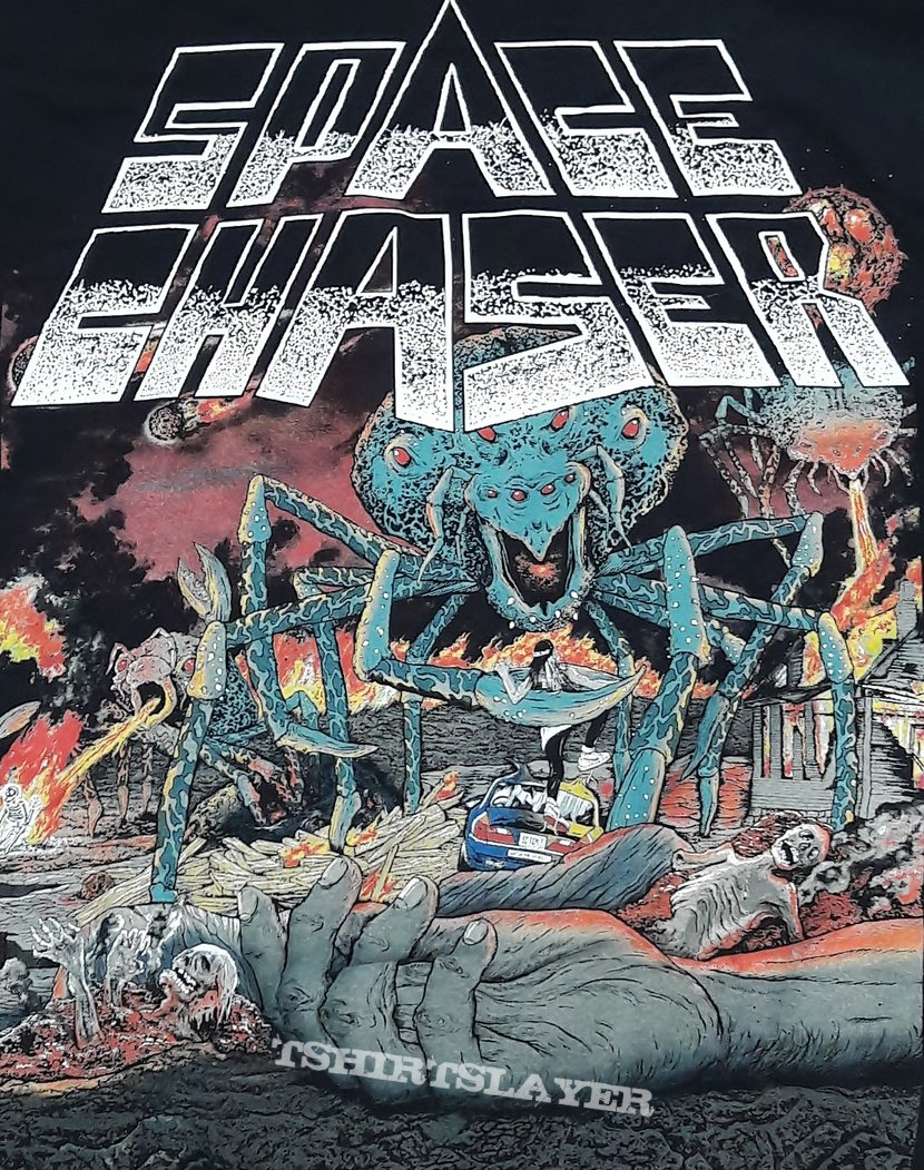 Space Chaser - Dead Sun Rising T-Shirt