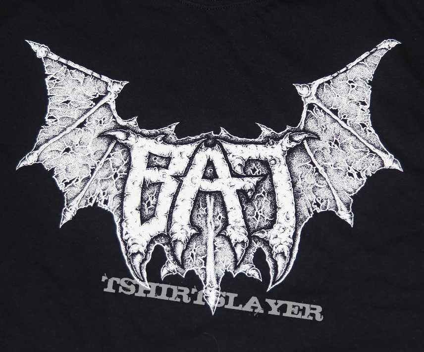 BAT - Wintry Torment over Europe 2020 Tour T-Shirt