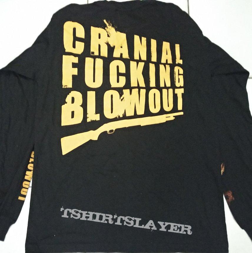 Cranial Fucking Blowout