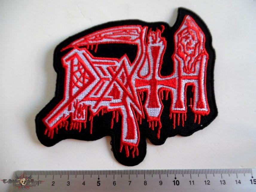 Death shaped patch d261