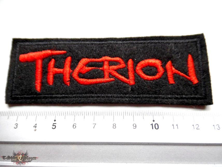 THERION patch t143  new   opnaai embleem bd