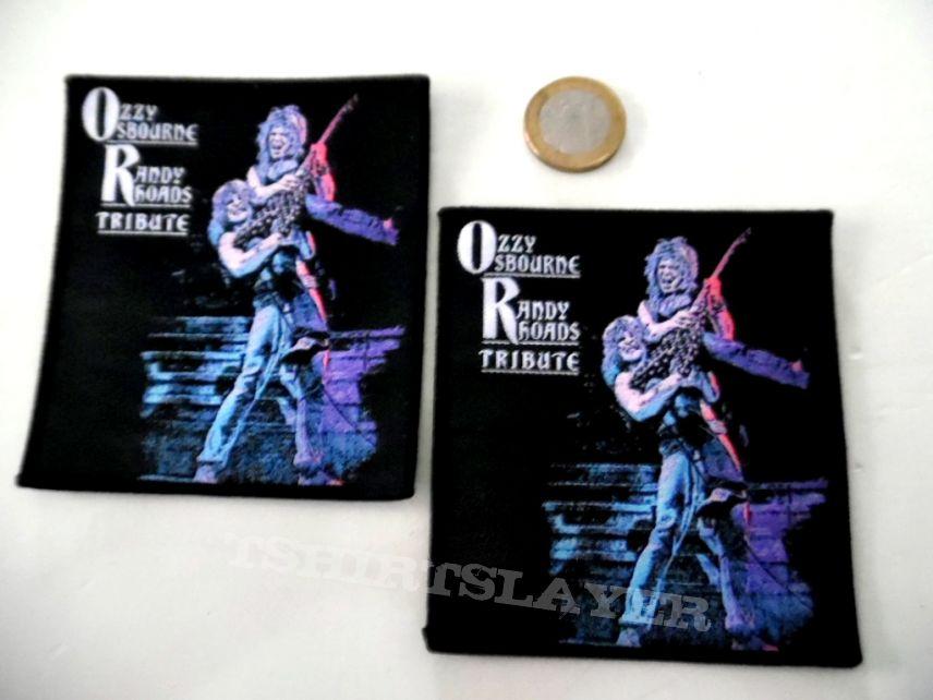ozzy osbourne patch new no6  8.5x9.5cm