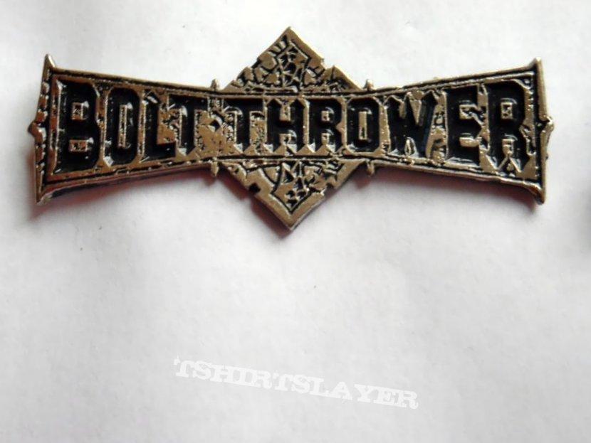 Bolt Thrower pin speld badge  n8