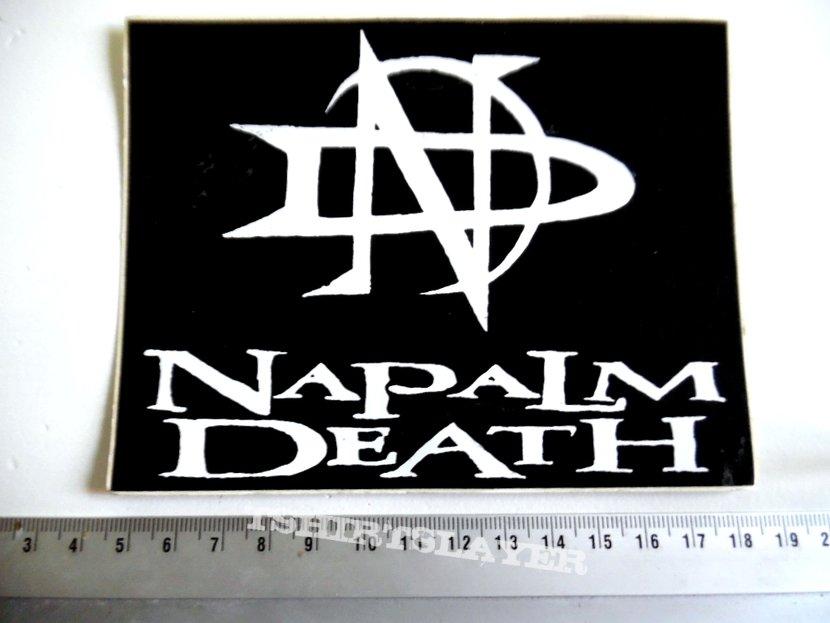 Testament nile massacre finntroll napalm death