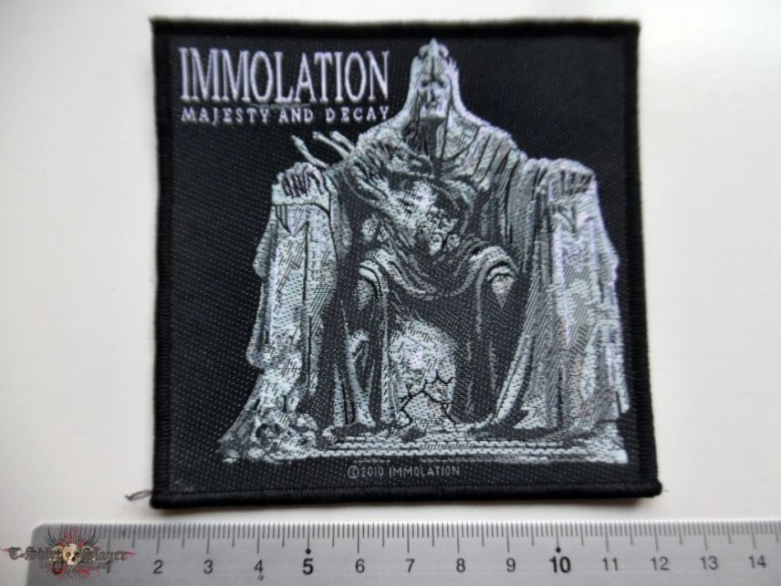 Immolation - Majesty and Decay [2010]