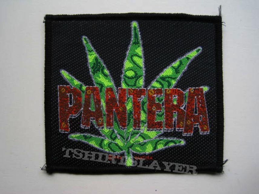 PANTERA 1994 vintage patch new  P61   9.5 x 10 cm
