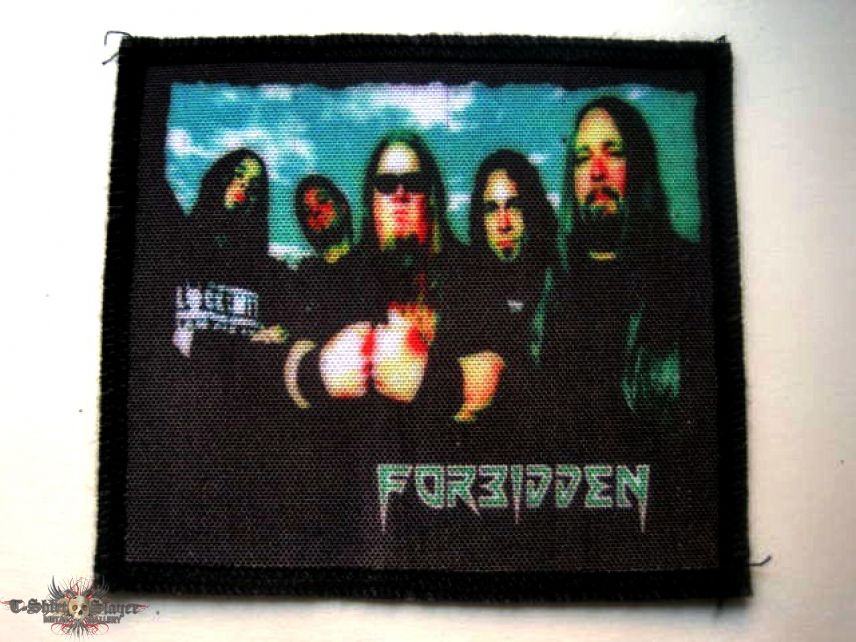 Forbidden patch f14 new