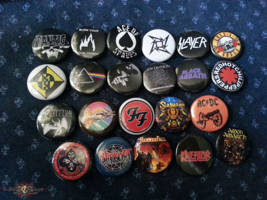 Badge Collection Update