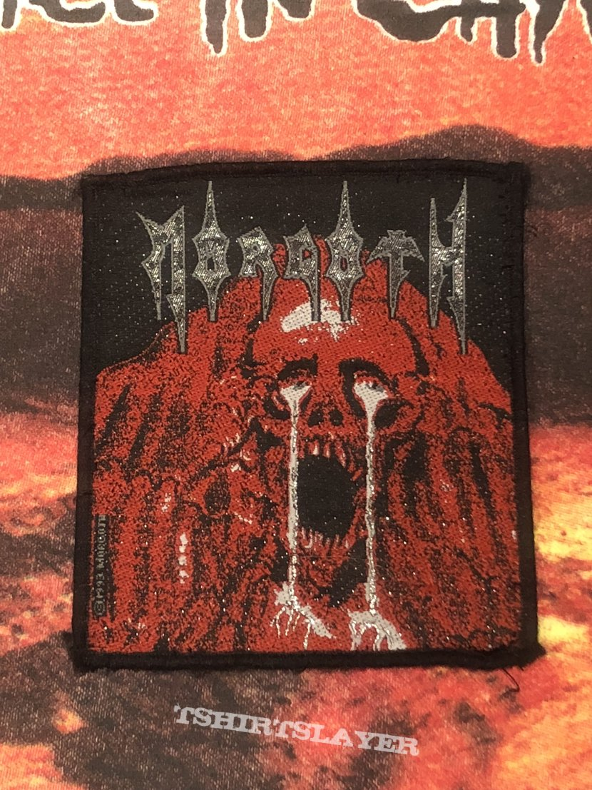 Morgoth - Ressurection Absurd patch