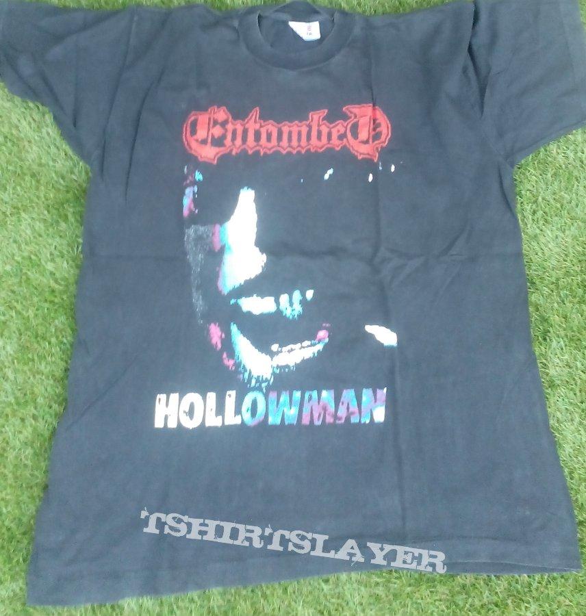 Entombed: (T052) Hollowman