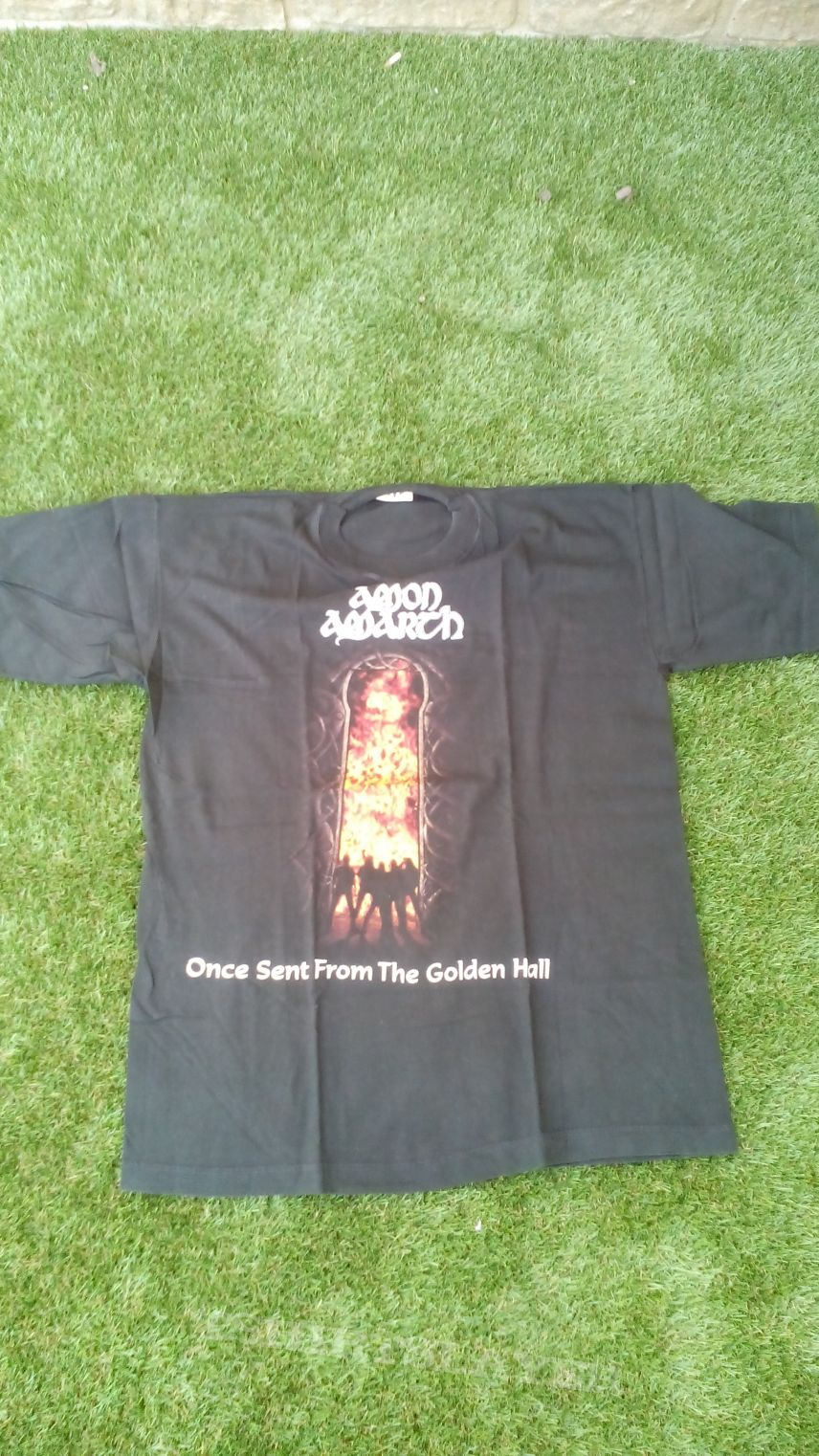 Amon Amarth: (T003) One Sent From The Golden Hall