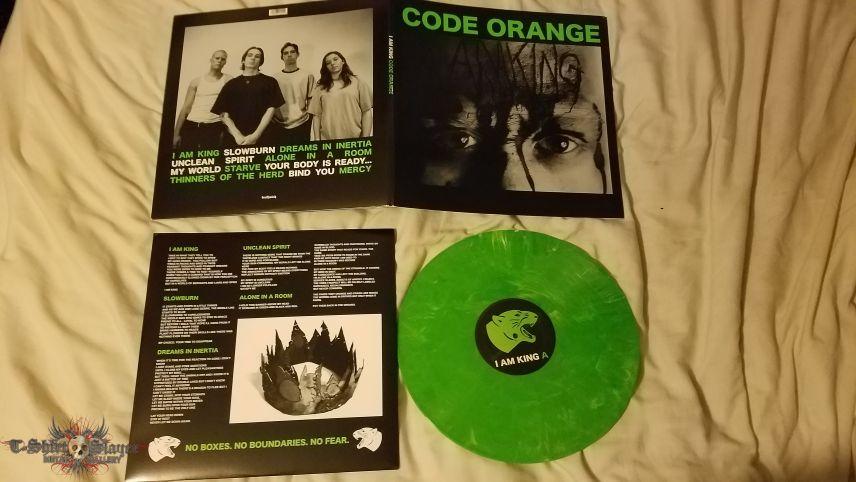 Code Orange - I Am King LP