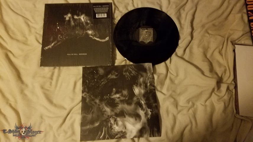 Full Of Hell · Merzbow Collaboration LP