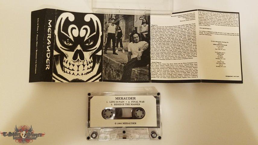 Merauder Demo Cassette