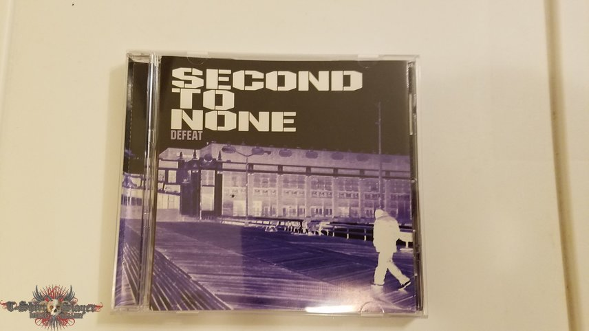 Second To None - Defeat CD