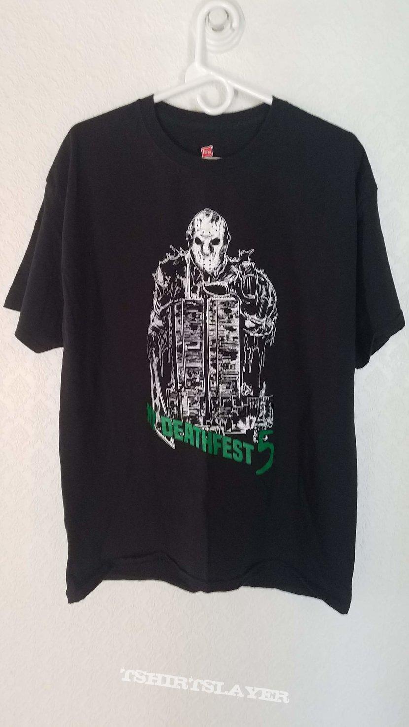 Ny Deathfest 5 Shirt