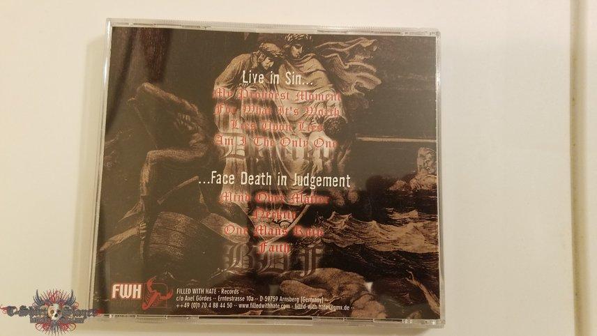 Denied / BDF Split CD