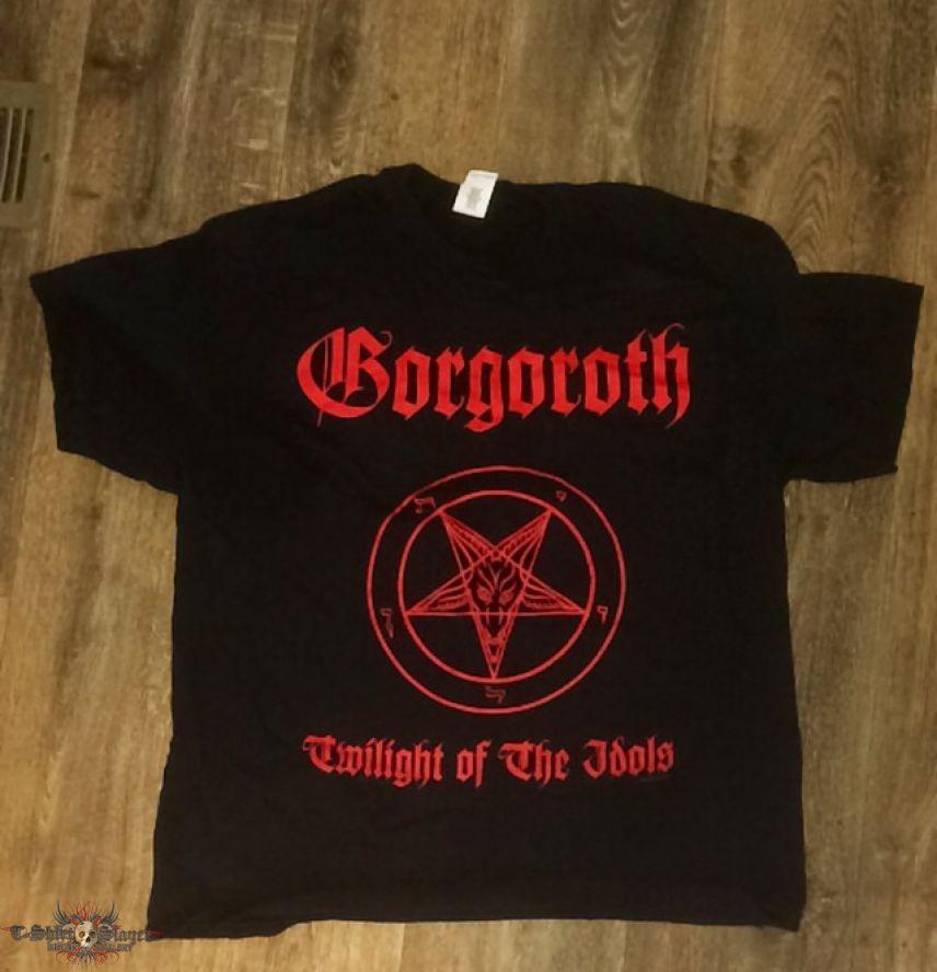 Gorgoroth - twilight of the idols shirt