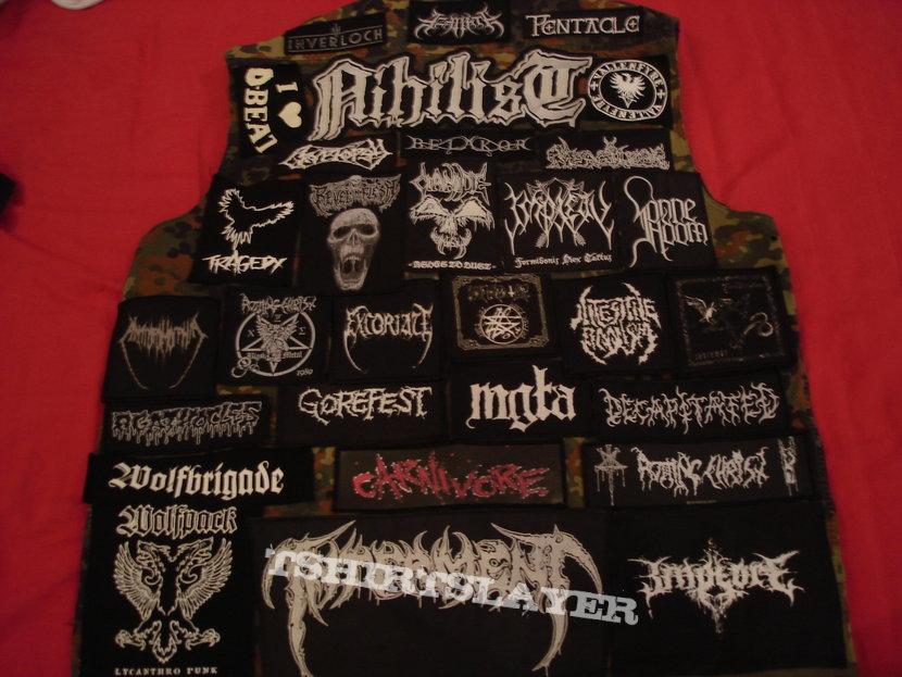 My Battle Jacket